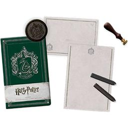 Harry Potter: Slytherin Deluxe Brevpapir Sæt