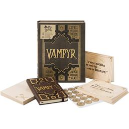 Buffy The Vampire Slayer: Buffy The Vampyre Slayer Deluxe Brevpapir Sæt