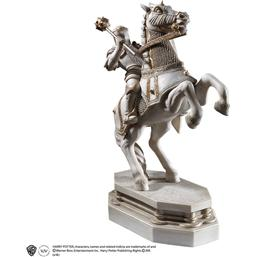 Harry Potter: Wizard's Chess Bogstøtte White Knight 20 cm