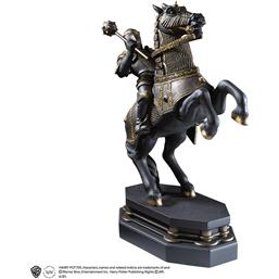 Harry Potter: Wizard's Chess Bogstøtte Black Knight 20 cm