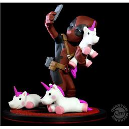 Deadpool Q-Fig #unicornselfie 10 cm