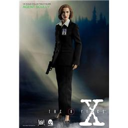 X-Files: Agent Dana Scully Action Figur 1/6