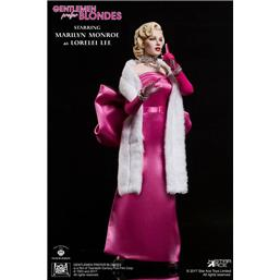 Marilyn Monroe Pink Dress My Favourite Legend Action Figur 1/6