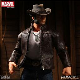 Marvel Universe Logan Action Figur One:12