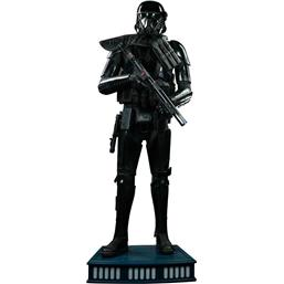 Star Wars: Star Wars Rogue One Life-Size Statue Death Trooper 213 cm