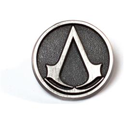 Assassin's Creed: III - Antique Logo pin
