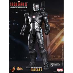 Iron Man: War Machine Mark II Movie Masterpiece