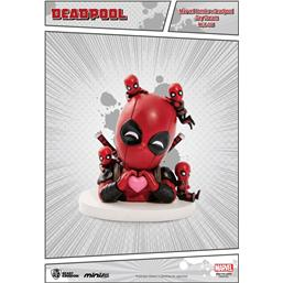 Deadpool: Marvel Comics Mini Egg Attack Figure Deadpool Day Dream 6 cm