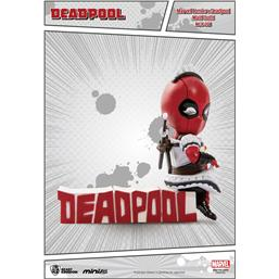 Deadpool: Marvel Comics Mini Egg Attack Figure Deadpool Servant 9 cm