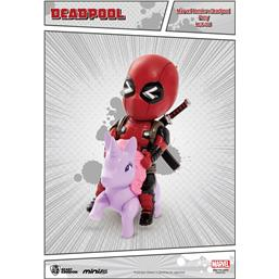 Deadpool: Marvel Comics Mini Egg Attack Figure Deadpool Pony 9 cm