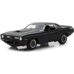 Fast & Furious: Fast & Furious Diecast Model 1/18 Custom Plymouth Barracude