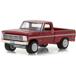 Supernatural: Supernatural Diecast Model 1/64 1969 Ford F-100