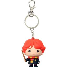 Harry Potter Rubber Keychain Ron Weasley 7 cm