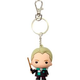 Harry Potter: Harry Potter Rubber Keychain Draco Malfoy 7 cm