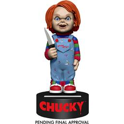 Child's Play: Child's Play Body Knocker Bobble-Figure Chucky 16 cm