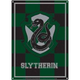 Harry Potter: Harry Potter Tin Sign Slytherin 21 x 15 cm