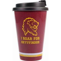 G for Gryffindor Travel Mug