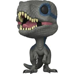 Jurassic Park & World: Blue (New Pose) POP! Movie Vinyl Figur (#586)