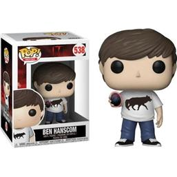 Ben Hanscom GITD POP! Movie Vinyl Figur (#538)