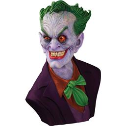 Batman: DC Gallery Bust 1/1 The Joker by Rick Baker Standard Edition 54 cm