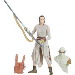 Rey (Jakku) Black Series 10 cm Vintage Action Figur