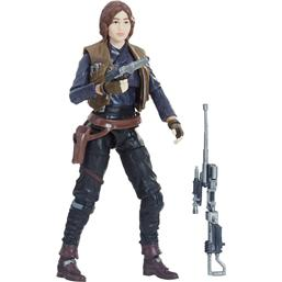 Jyn Erso Black Series 10 cm Vintage Action Figur