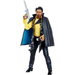 Lando Calrissian Black Series Action Figur
