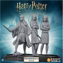 Harry Potter: Harry Potter Miniatures 35 mm 3-pack Dumbledore's Army