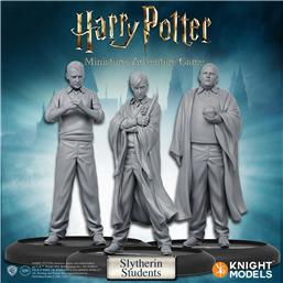 Harry Potter: Harry Potter Miniatures 35 mm 3-pack Slytherin Students