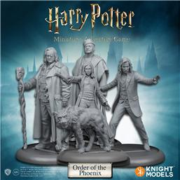 Harry Potter: Harry Potter Miniatures 35 mm 5-pack Order of the Phoenix