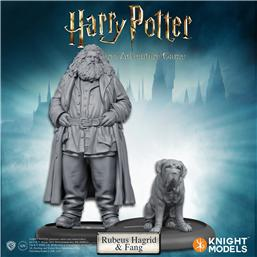 Harry Potter: Harry Potter Miniatures 35 mm 2-pack Rubeus Hagrid