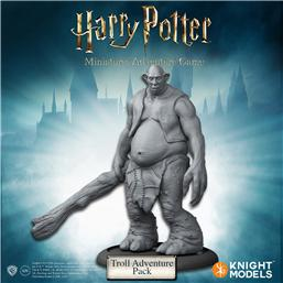 Harry Potter: Harry Potter Miniature 35 mm Adventure Pack Troll