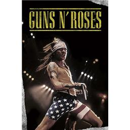 Guns N' Roses: Axl Rose in Shorts plakat