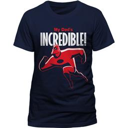 Incredibles: Incredibles 2 T-Shirt My Dad's Incredible