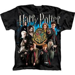 Harry Potter: Character Collage T-Shirt