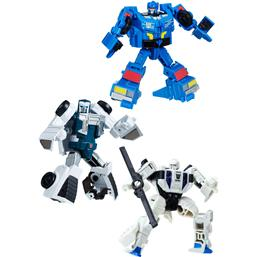 Transformers: Transformers Generations Power of the Primes Action Figures Legends Class 2018 Wave 2 3-pack