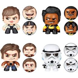 Star Wars: Star Wars Mighty Muggs Figures 9 cm 2018 Wave 3 4-pack