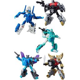 Transformers: Transformers Generations Power of the Primes Action Figures Deluxe Class 2018 Wave 2 5-pack