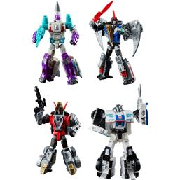 Transformers Generations Power of the Primes Action Figures Deluxe Class 2018 Wave 1 4-pack