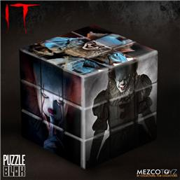 It: Stephen King's It 2017 Puzzle Blox Puzzle Cube Pennywise 9 cm