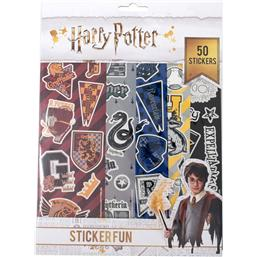 Harry Potter: Harry Potter Gadget Decals 50 stickers