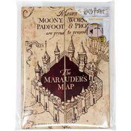 The Marauder's Map Notesbog