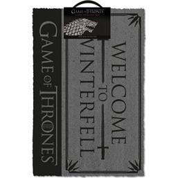 Game Of Thrones: Welcome to Winterfell Dørmåtte 40 x 57 cm
