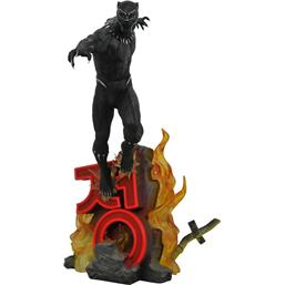 Black Panther: Black Panther Marvel Movie Premier Collection Statue Black Panther 40 cm