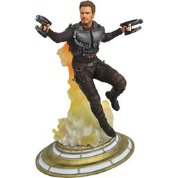 Guardians of the Galaxy: Guardians of the Galaxy Vol. 2 Marvel Movie Gallery PVC Statue Maskless Star-Lord 28 cm