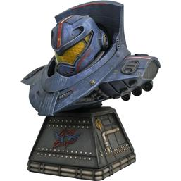 Pacific Rim: Pacific Rim Legends in 3D Bust Gipsy Danger 25 cm