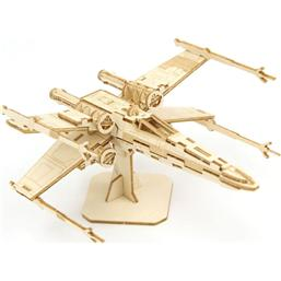 Star Wars IncrediBuilds 3D Wood Model Kit X-Wing