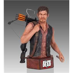Walking Dead: The Walking Dead Bust 1/6 Daryl Dixon 18 cm