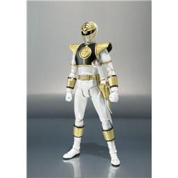 Power Rangers: Mighty Morphin Power Rangers S.H. Figuarts Action Figure White Ranger 17 cm