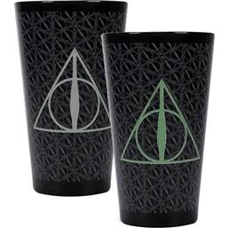 Harry Potter: Harry Potter Cold Changing Glass Deathly Hallows